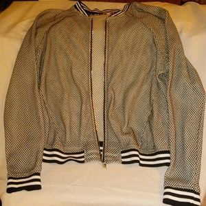 JUICY COUTURE NET JACKET